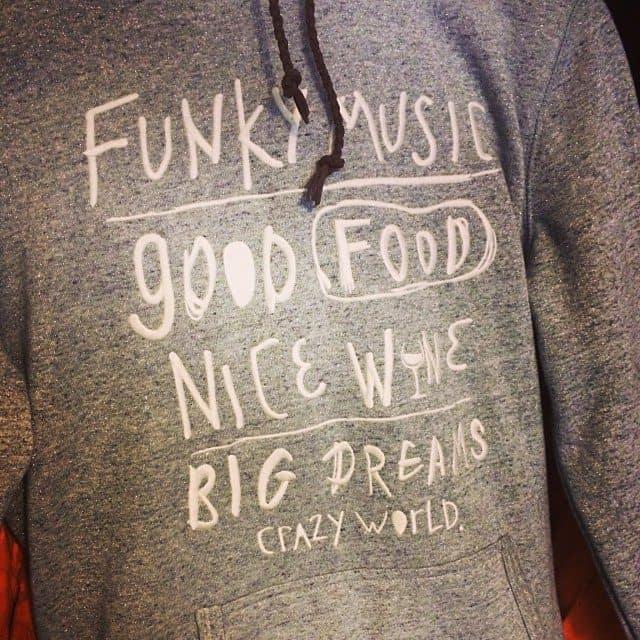 1. Good food, big dreams