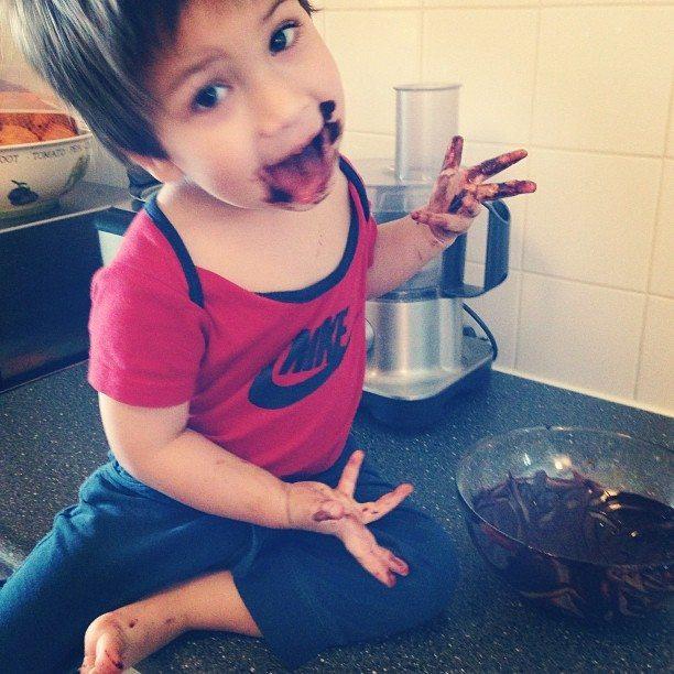 1. Jessey chocolademonster