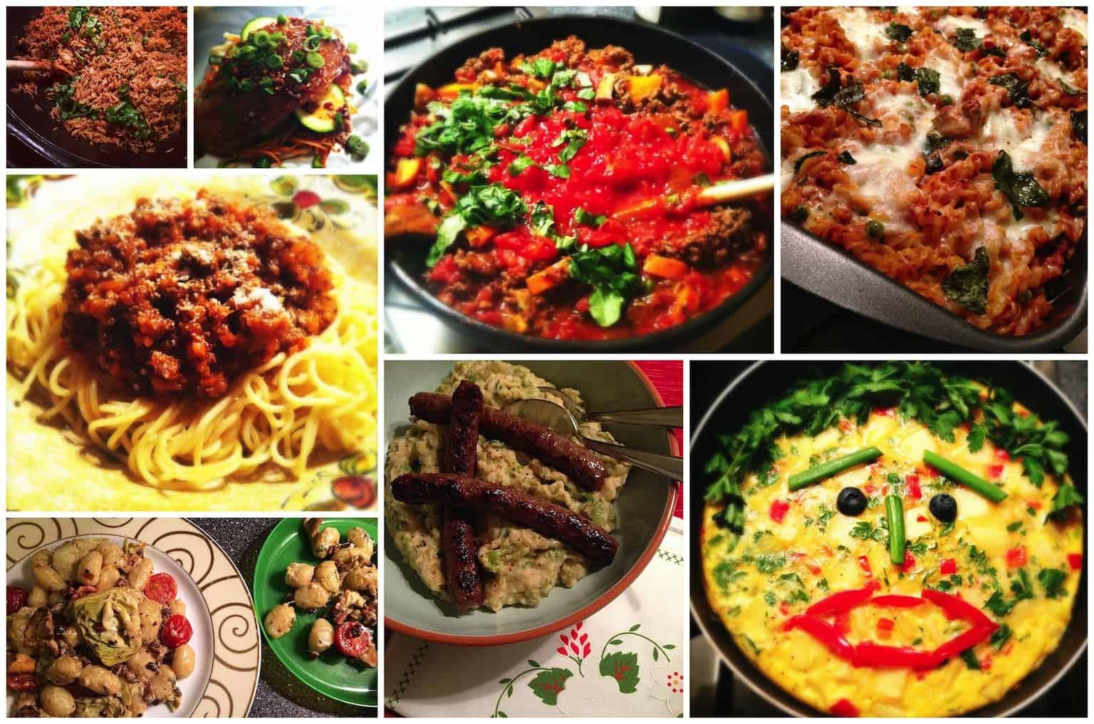 kookboek makkelijke maaltijden voor doordeweek