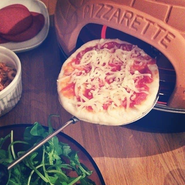 19. Pizzarette review