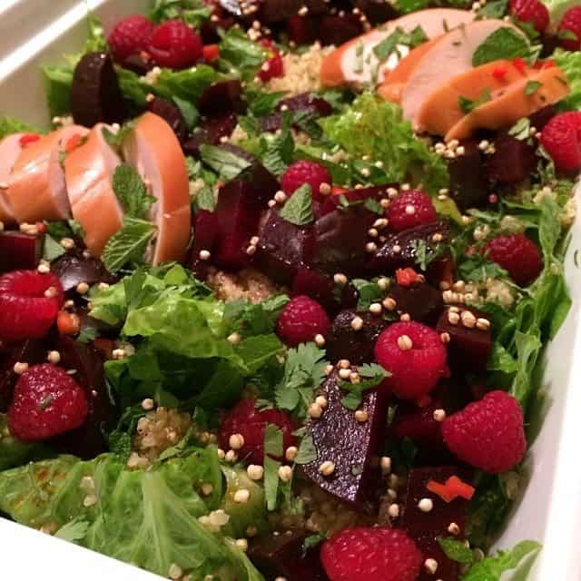 20. Gezonde salade