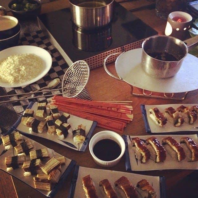 25. Japans foodfeestje