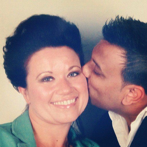 9. Francesca en The Mr. op bruiloft