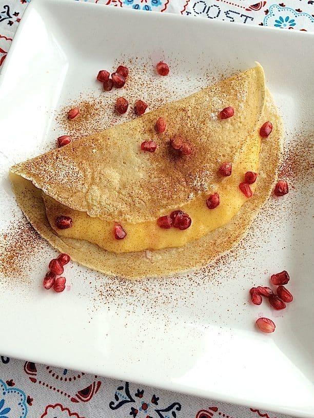 Alpro amandelpannenkoeken met fruitmousse_2