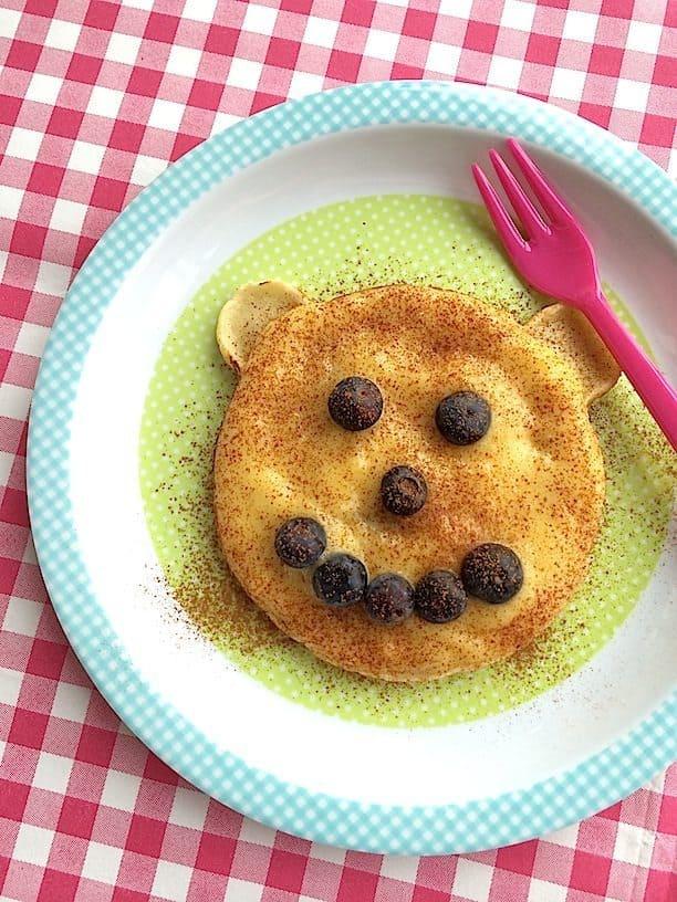 Alpro amandelpannenkoeken met fruitmousse_kinderen_6