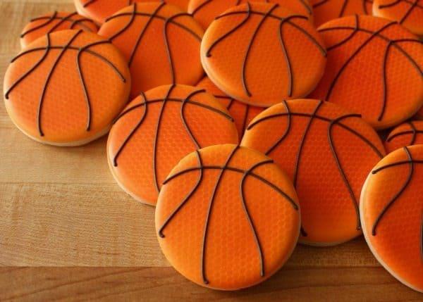 Basketball-Cookies