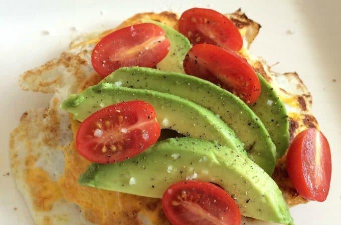 Wonderbaar Broodje ei met avocado en tomaat - Francesca Kookt VB-19