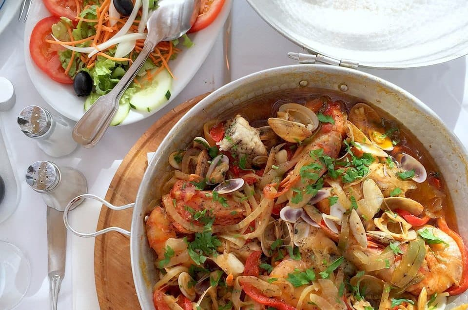 portugese gerechten