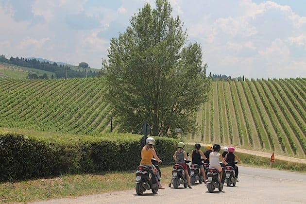 Chianti gebied_just away_vespa tour_2