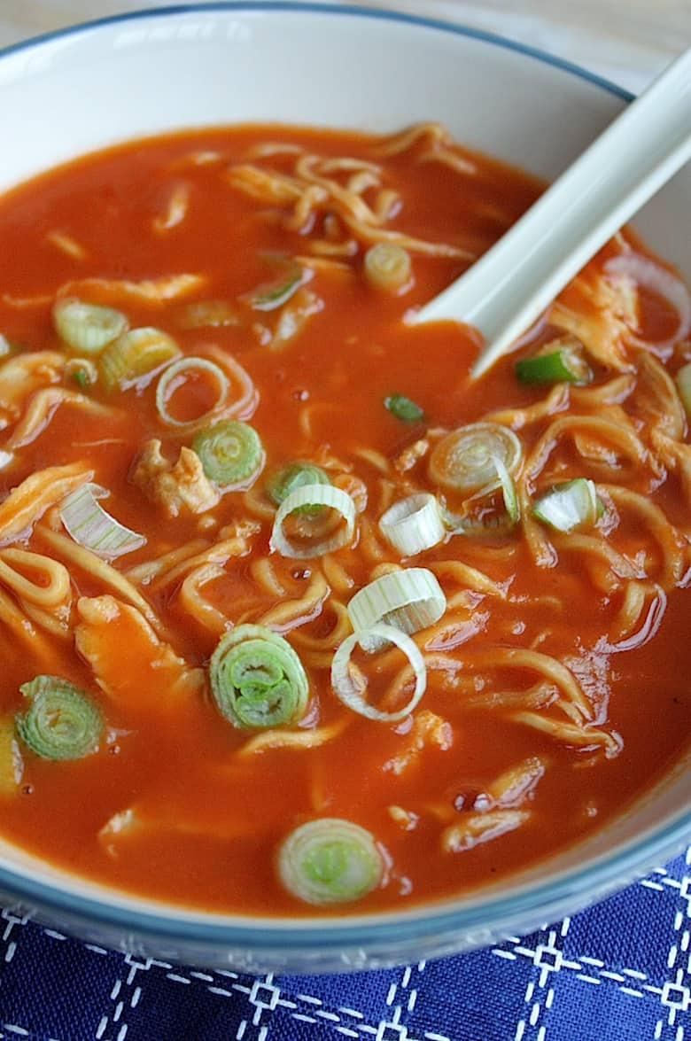 chinese tomatensoep koken
