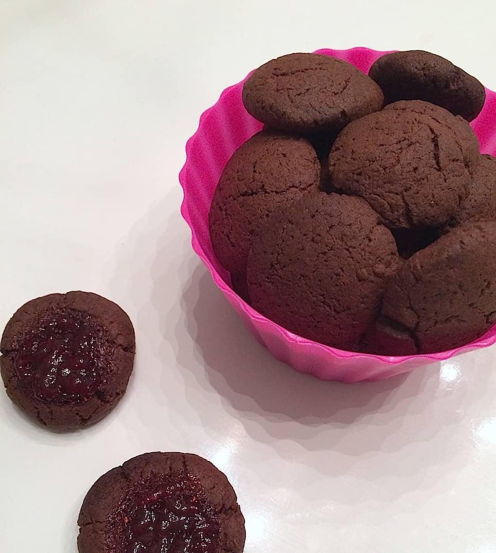 Chocolade speltkoekjes_2