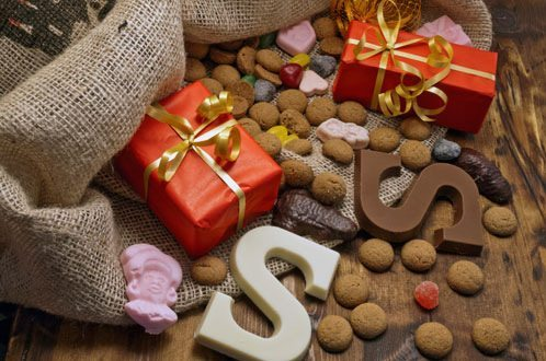 Een Gedicht Van Sinterklaas Francesca Kookt