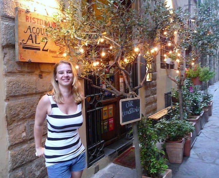 Eten in Florence_Acqua al 2