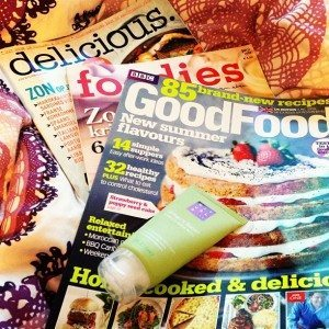 Favoriete food tijdschriften