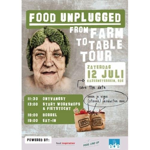 Food Unplugged