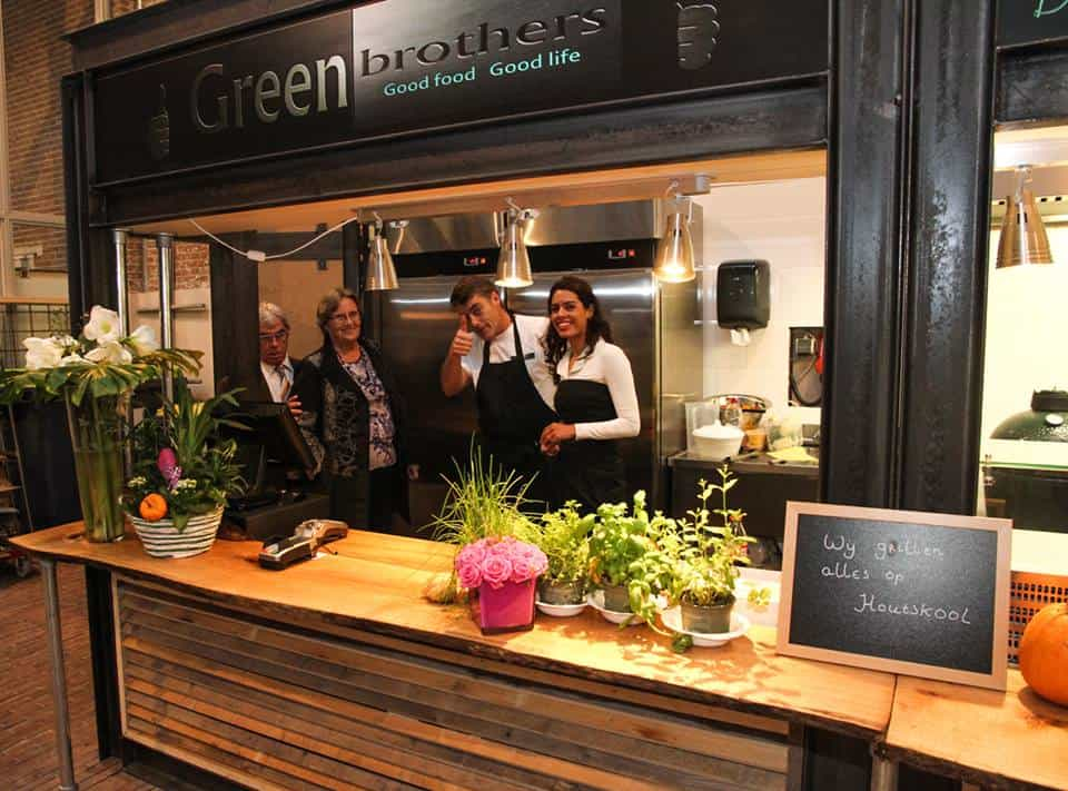 Foodhallen Amsterdam is geopend_green brothers
