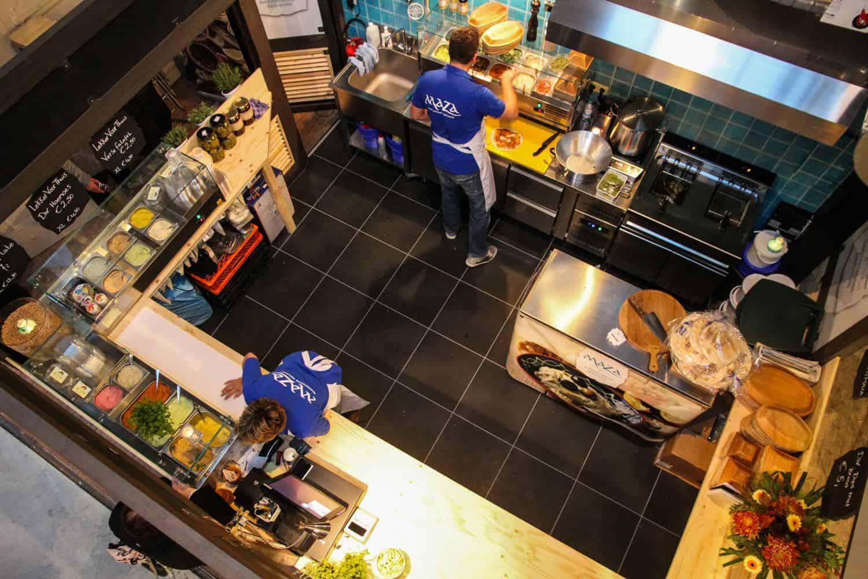 Foodhallen Amsterdam is geopend_maza