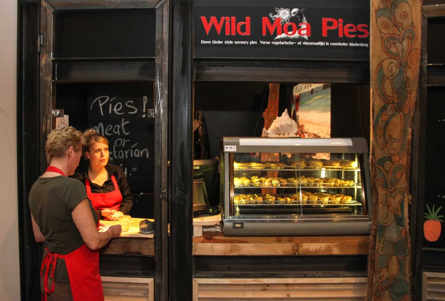 Foodhallen Amsterdam is geopend_wild moa pies