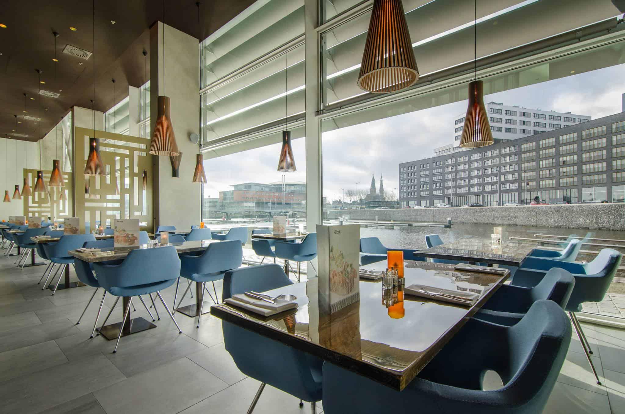 I dock nieuwe thuishaven in amsterdam francesca kookt for Nieuwe restaurants amsterdam
