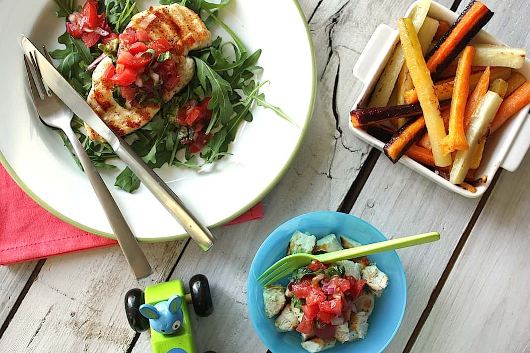 Francesca Kookt_gegrilde kip met tomaat basilicum salsa voor groot en klein_1_uitgelicht