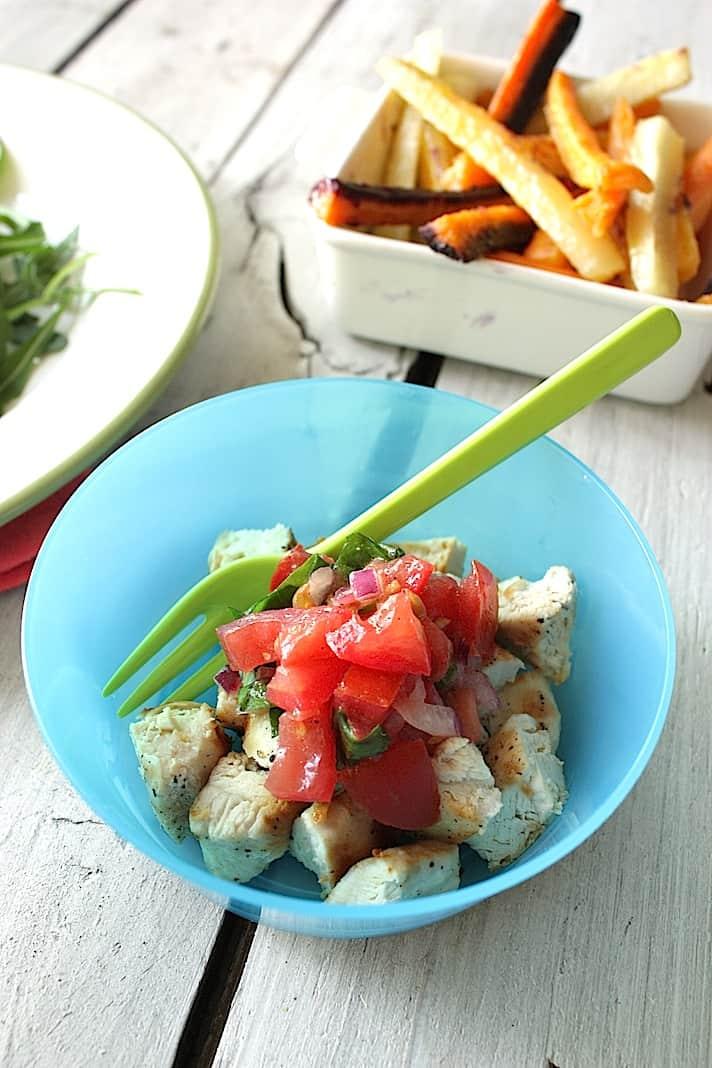 Francesca Kookt_gegrilde kip met tomaat basilicum salsa voor groot en klein_3