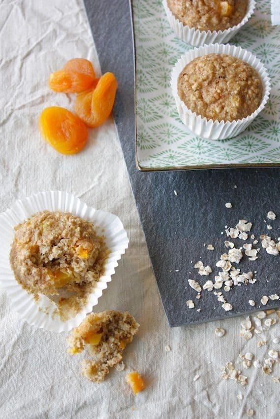 Francesca Kookt_havermout muffins met abrikozen_2