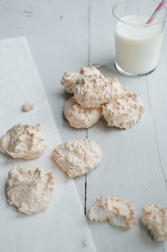 Francesca Kookt_koekjes bakken voor mama_1_kokos merengues