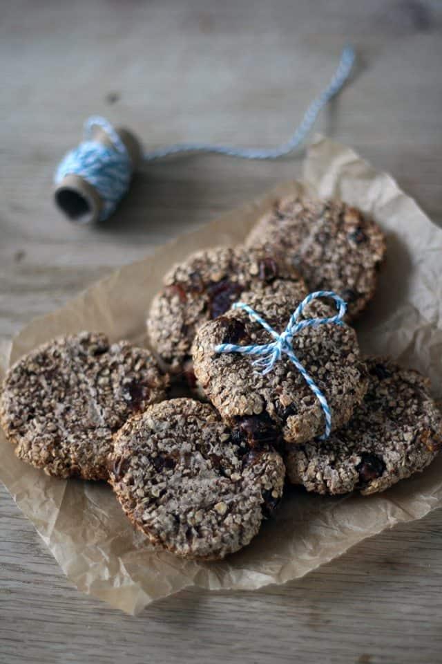 Francesca Kookt_koekjes bakken voor mama_banaan dadel havermoutkoekjes