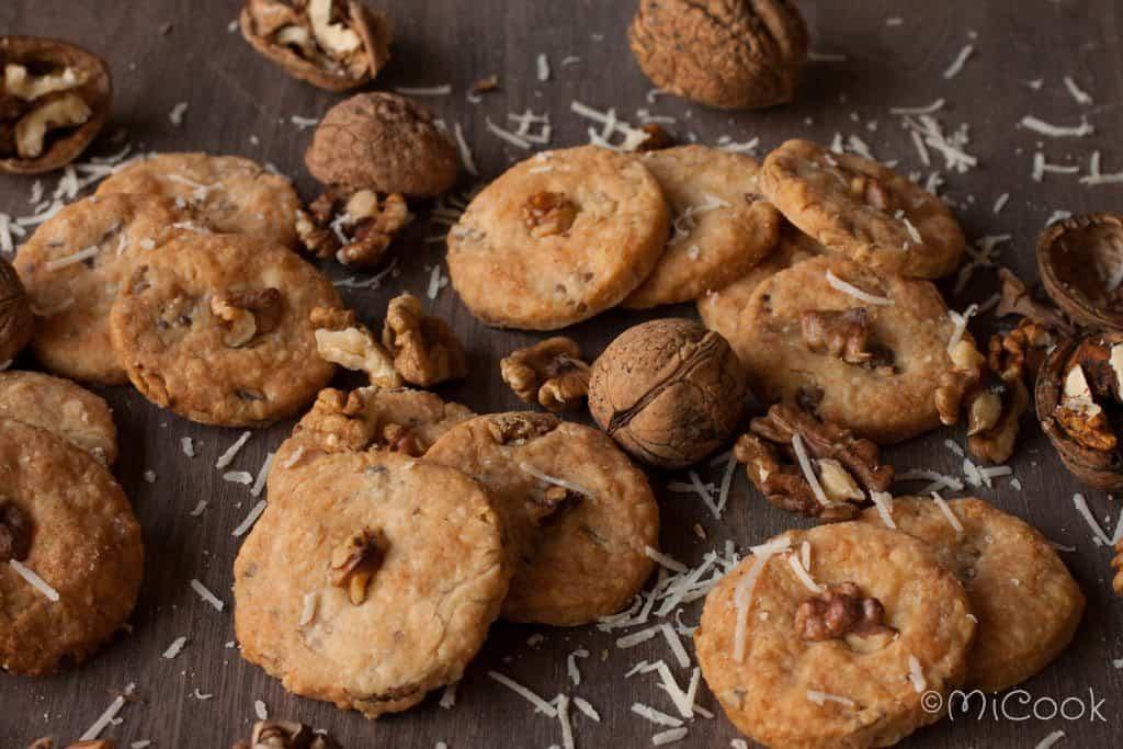 Francesca Kookt_koekjes bakken voor mama_kaaskoekjes met walnoten