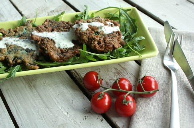 Francesca Kookt_rode kool koekjes met yoghurtsaus_1_uitgelicht