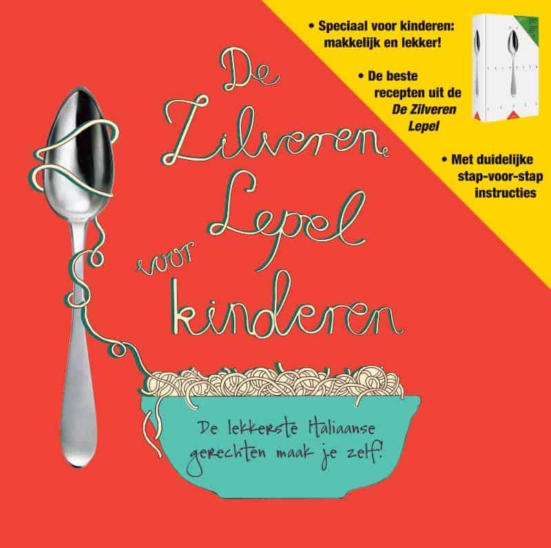 Francesca Kookt_top 5 kinderkookboeken_de zilveren lepel voor kinderen