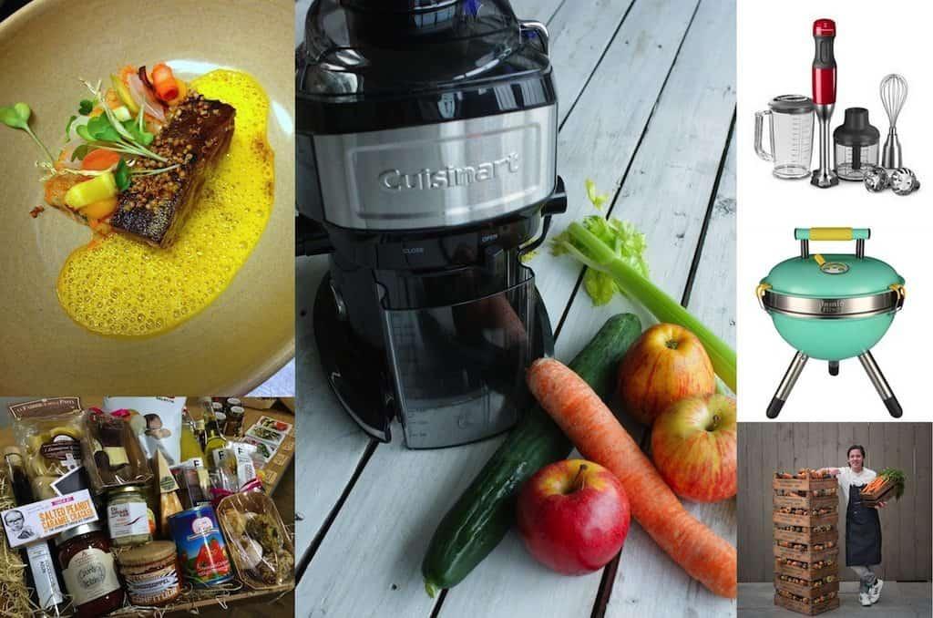 De winnaars van de francesca kookt bestaat 2 jaar cadeaus