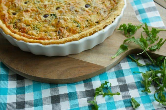 Francesca-kookt-met-Foodelicious_quiche-met-rucola_oude-kaas_druiven_1_uitgelicht2