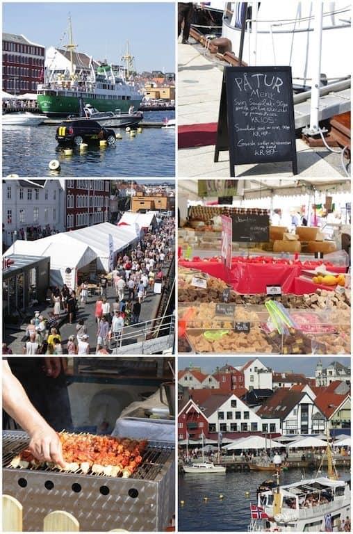 Francesca ontdekt_Gladmat Food Festival_Stavanger Noorwegen_2