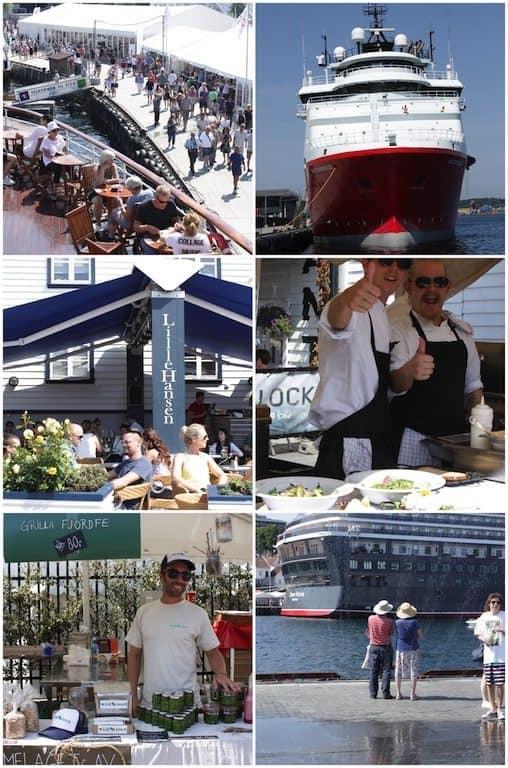 Francesca ontdekt_Gladmat Food Festival_Stavanger Noorwegen_3