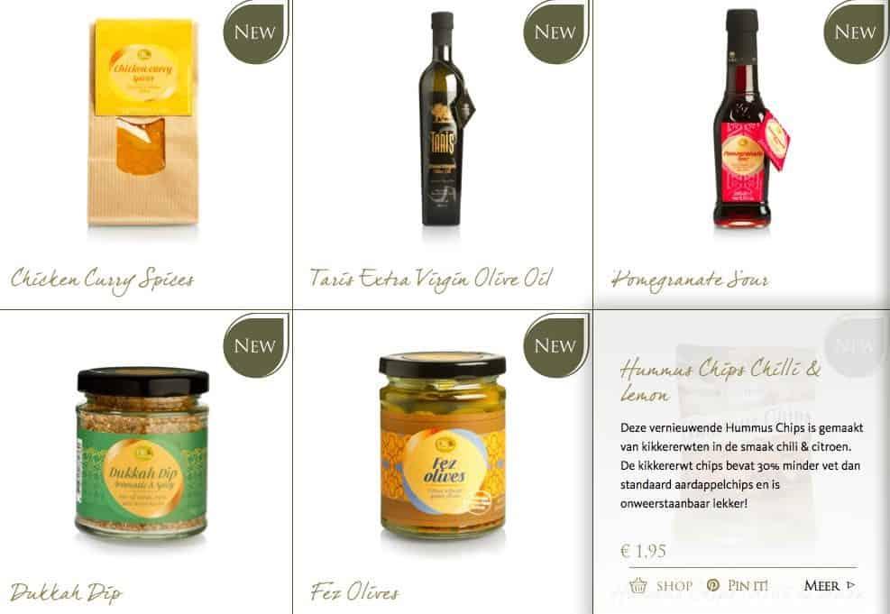 Francesca's Food Inspiratie_8_Oil and Vinegar_online shop