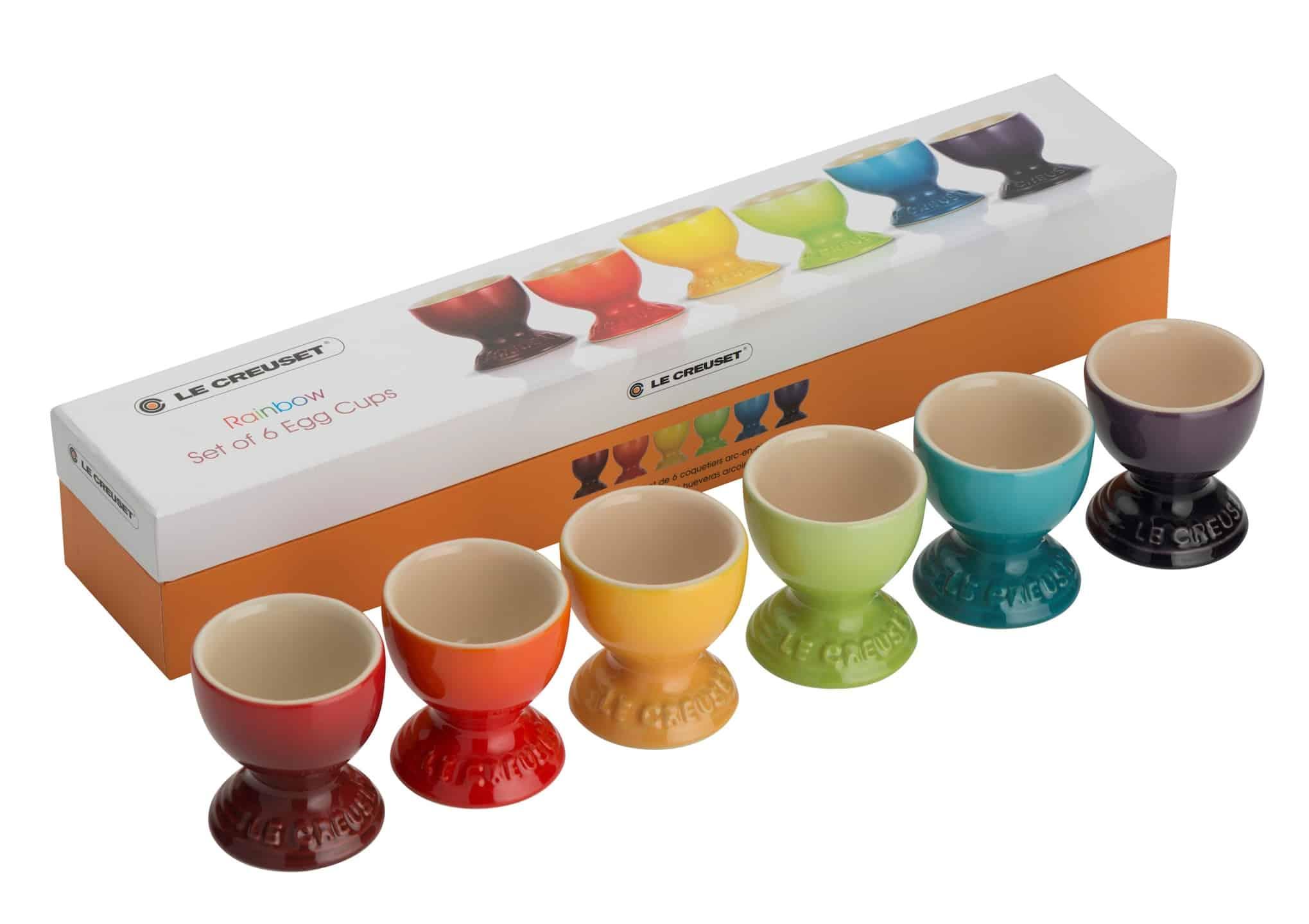 Francesca's Food Inspiratie_Rainbow Egg Cups Gift set