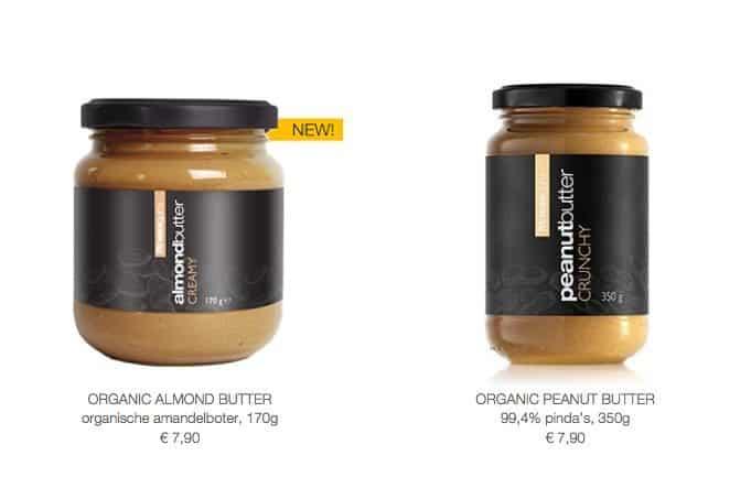 Francesca's Food Inspiratie_fitness guru peanut butter