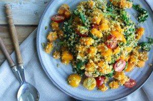 Freekeh-salade-met-geroosterde-pompoen-en-spinazie_11