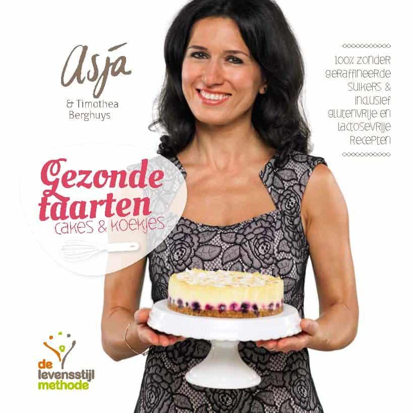 Gezonde taarten kookboek