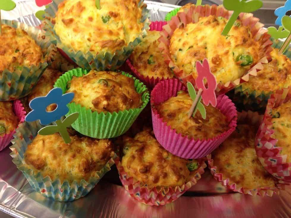 Groenten muffins_1