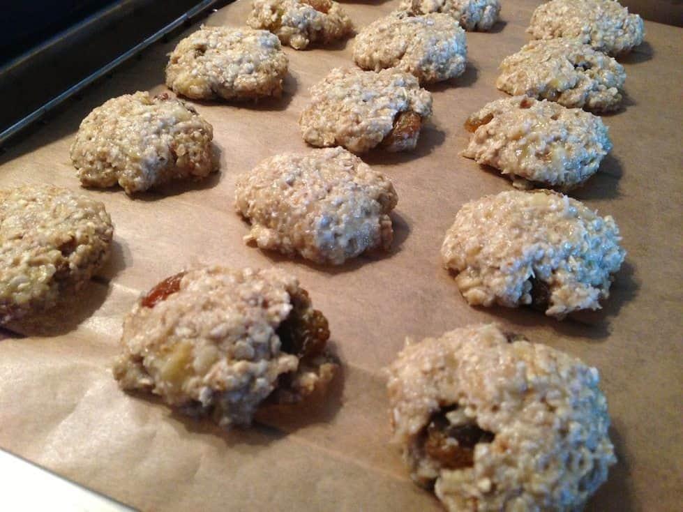 Havermout koekjes_2