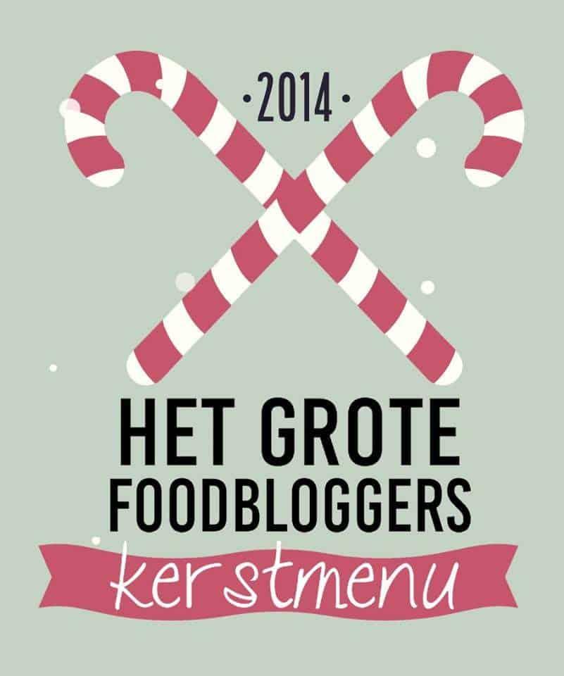 Het Grote Foodbloggers Kerstmenu 2014