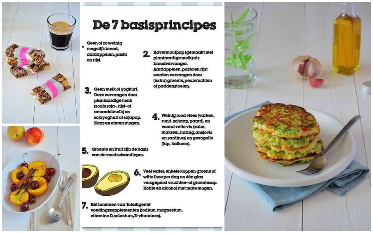Review het voedselzandloper kookboek winactie