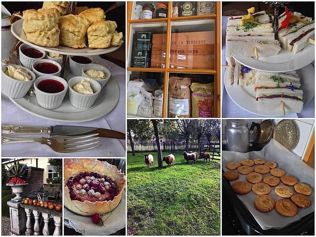 Bijzondere high tea bij the pheasants francesca kookt - Geloof lichte keuken ...