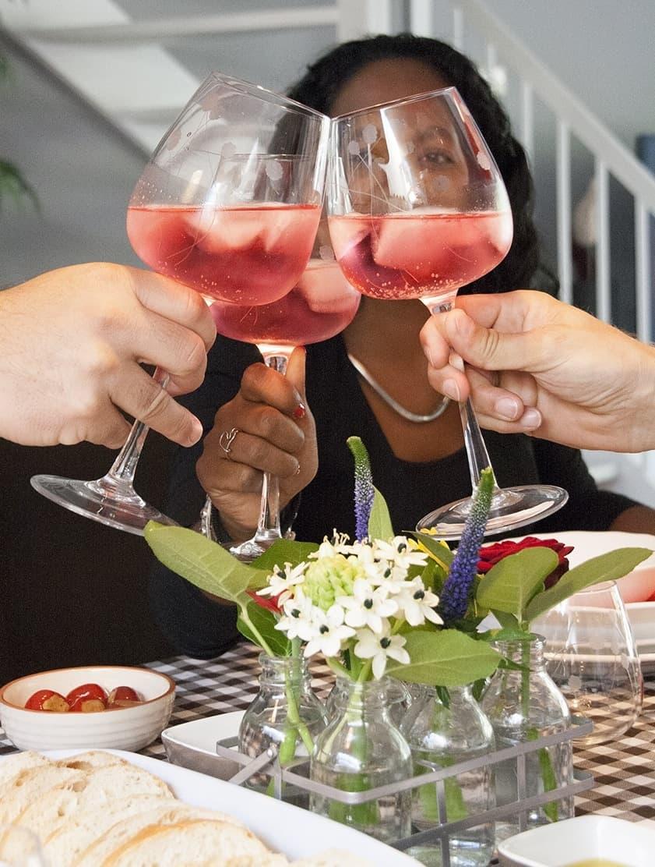 Italiaans feestmaal van Peccati di Gola_1a