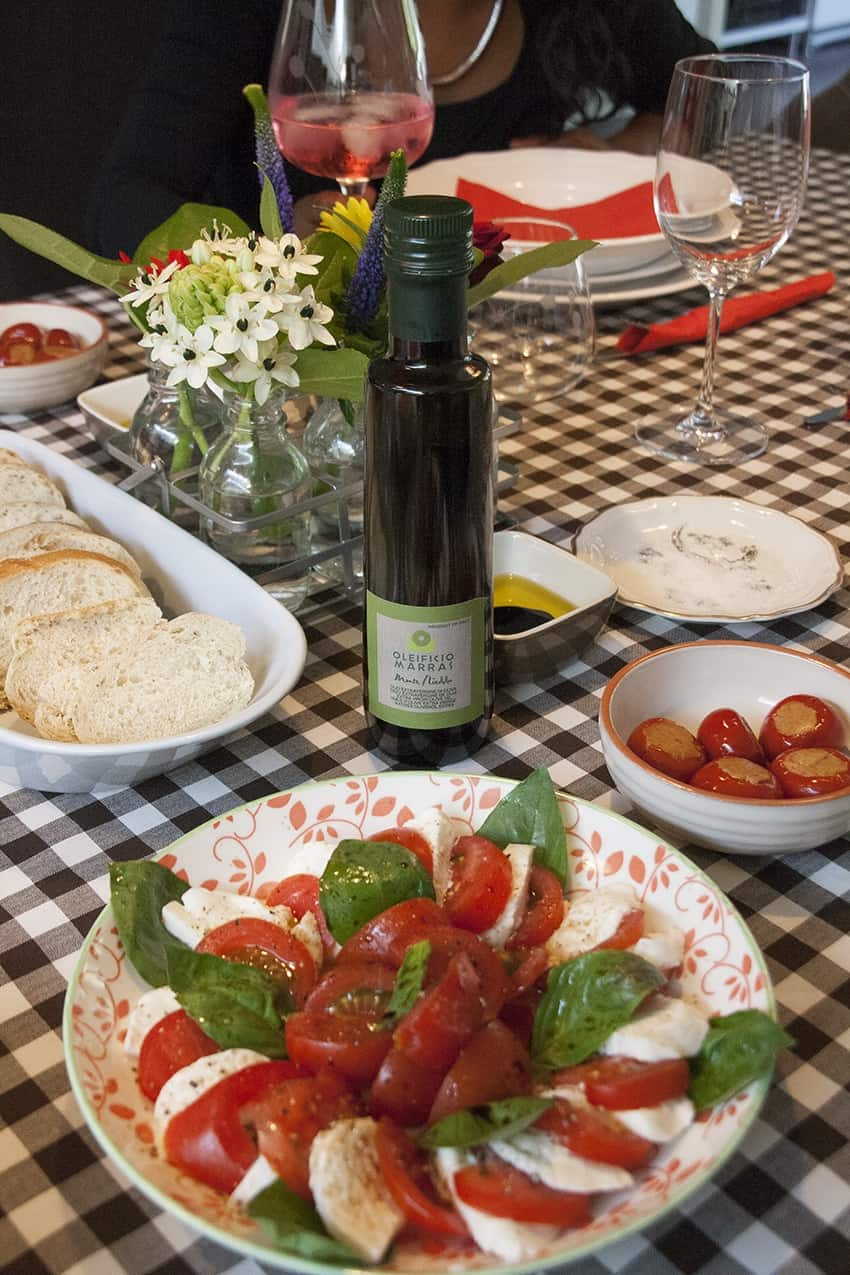 Italiaans feestmaal van Peccati di Gola_3