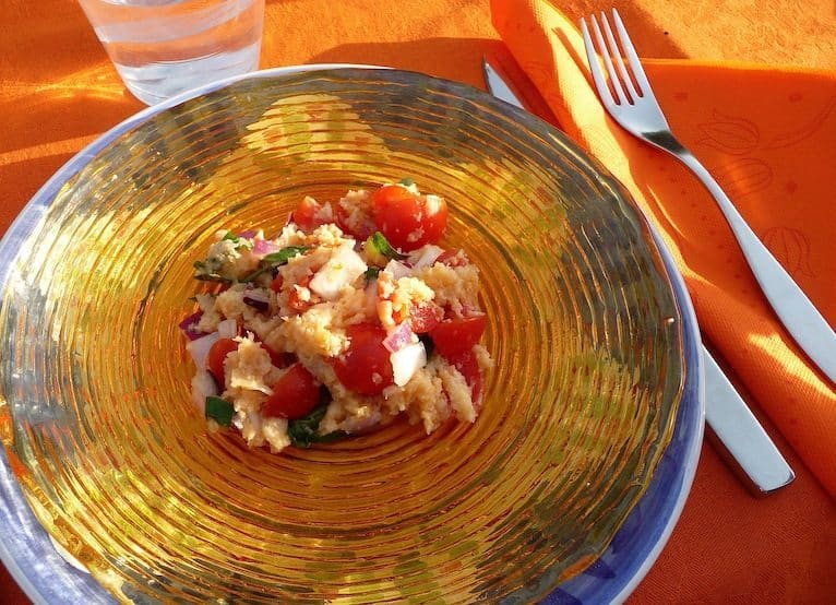 JUST AWAY_toscane_Panzanella