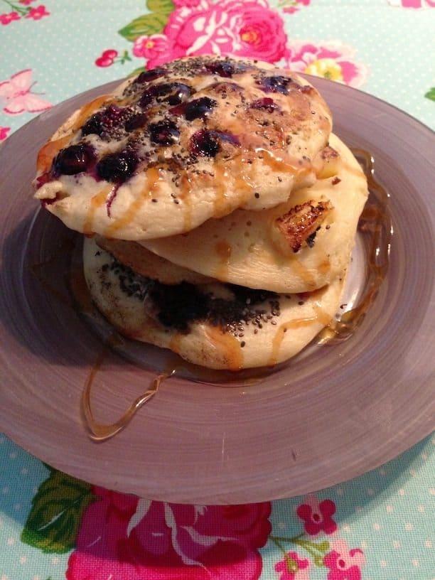 Jamie's american pancakes_2