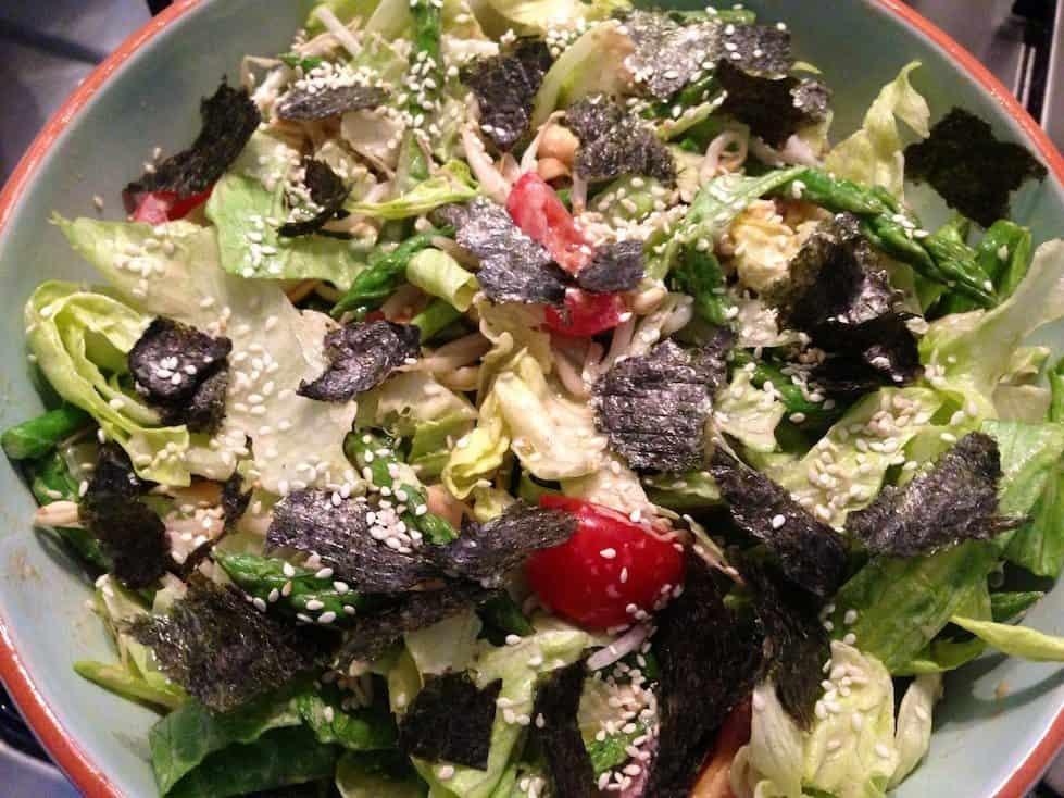 Japanse salade_2